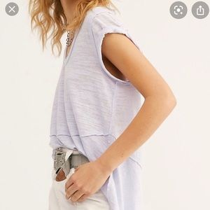 NWT Free People Sweetness Top Size L